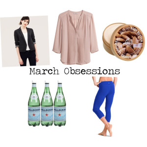 march obsessions