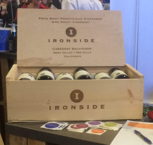 ironside cellars boston wine expo