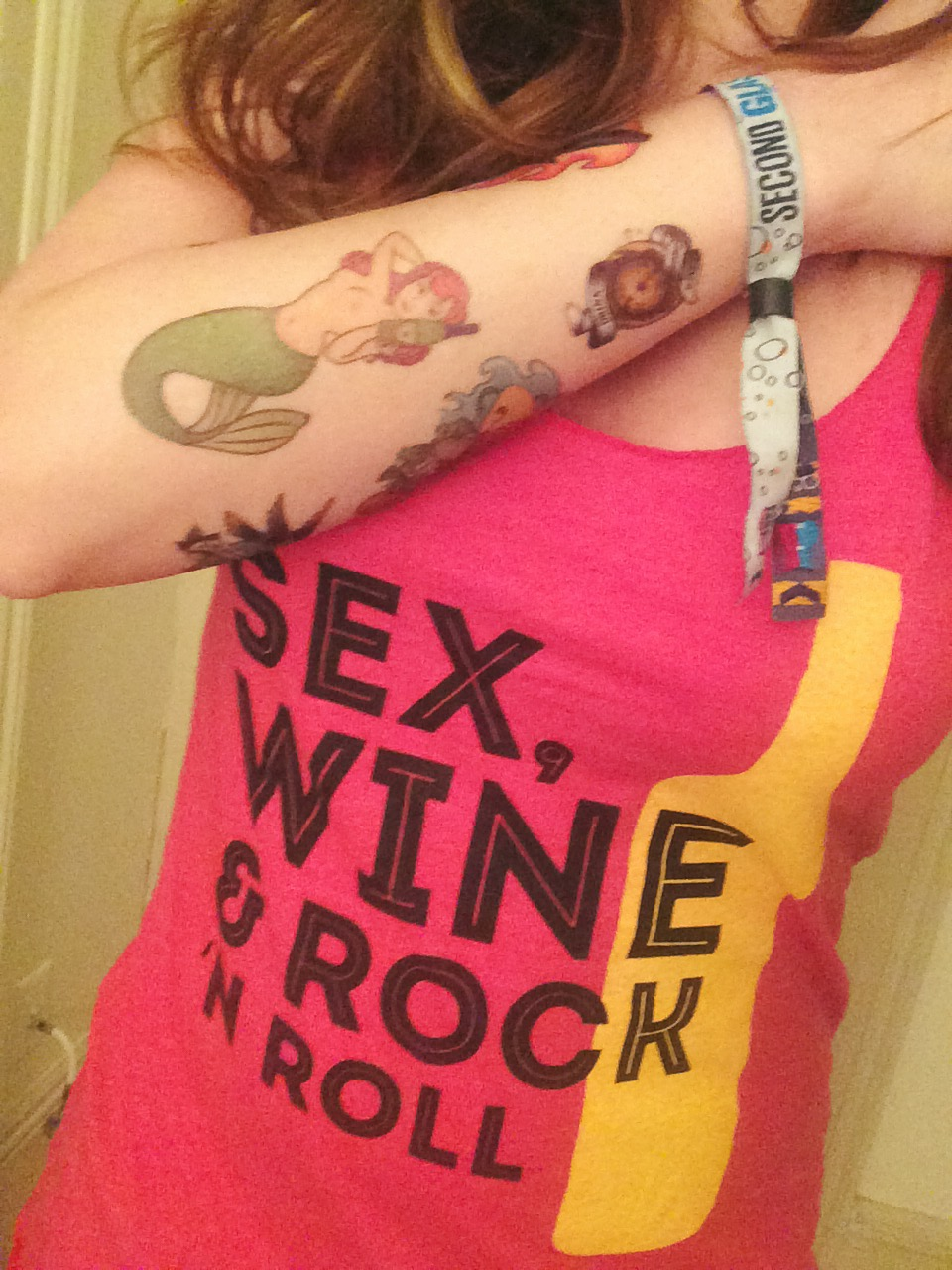 sex wine rock n roll