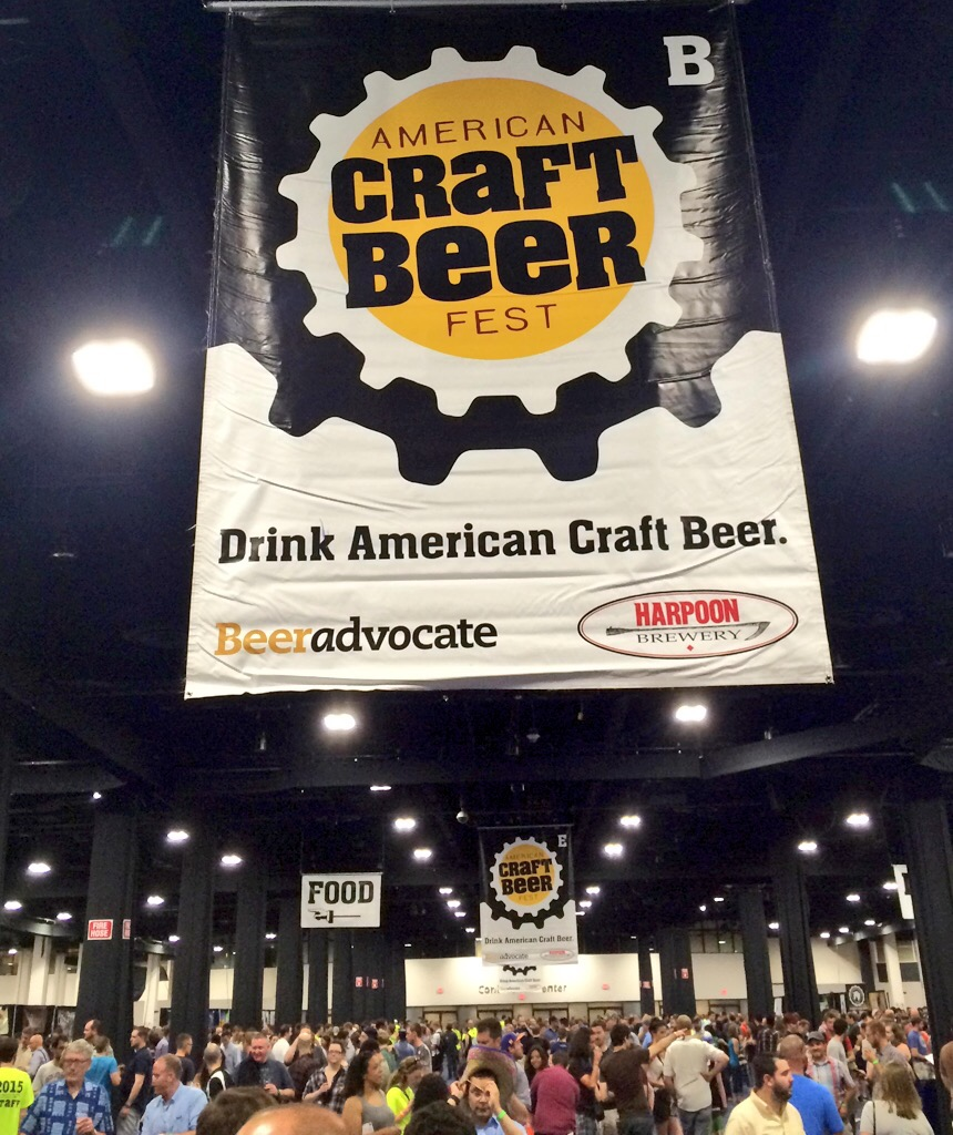 american craft beer fest 2015 boston