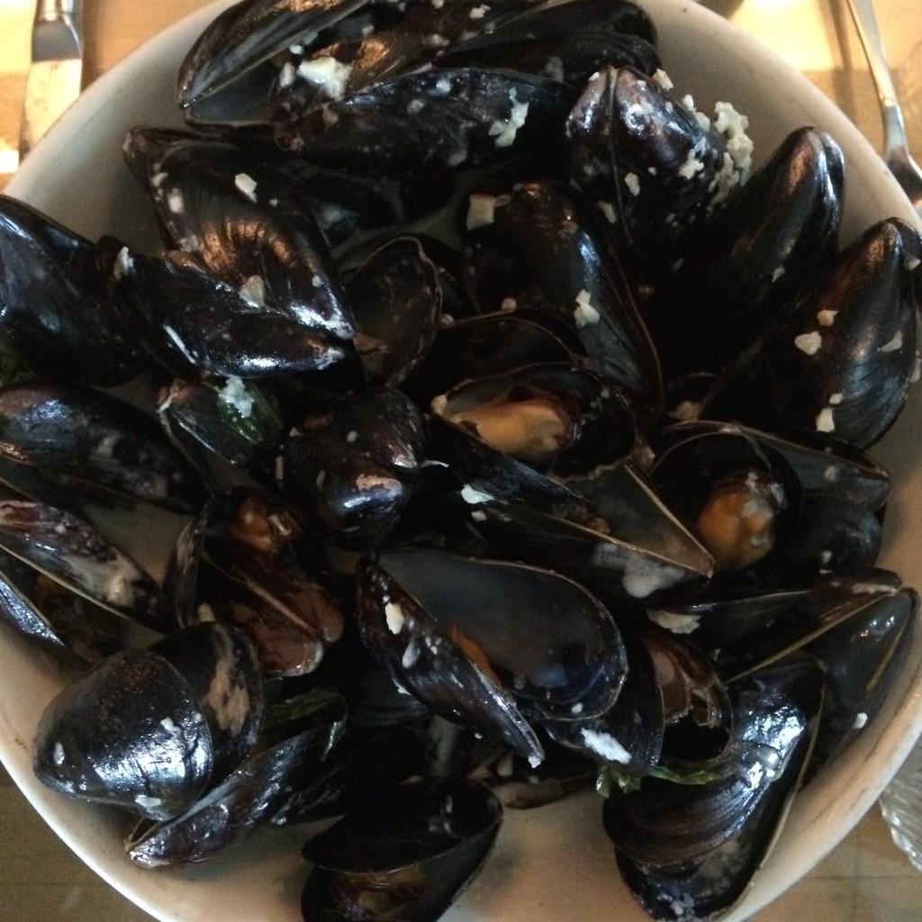 mussels black pearl newport
