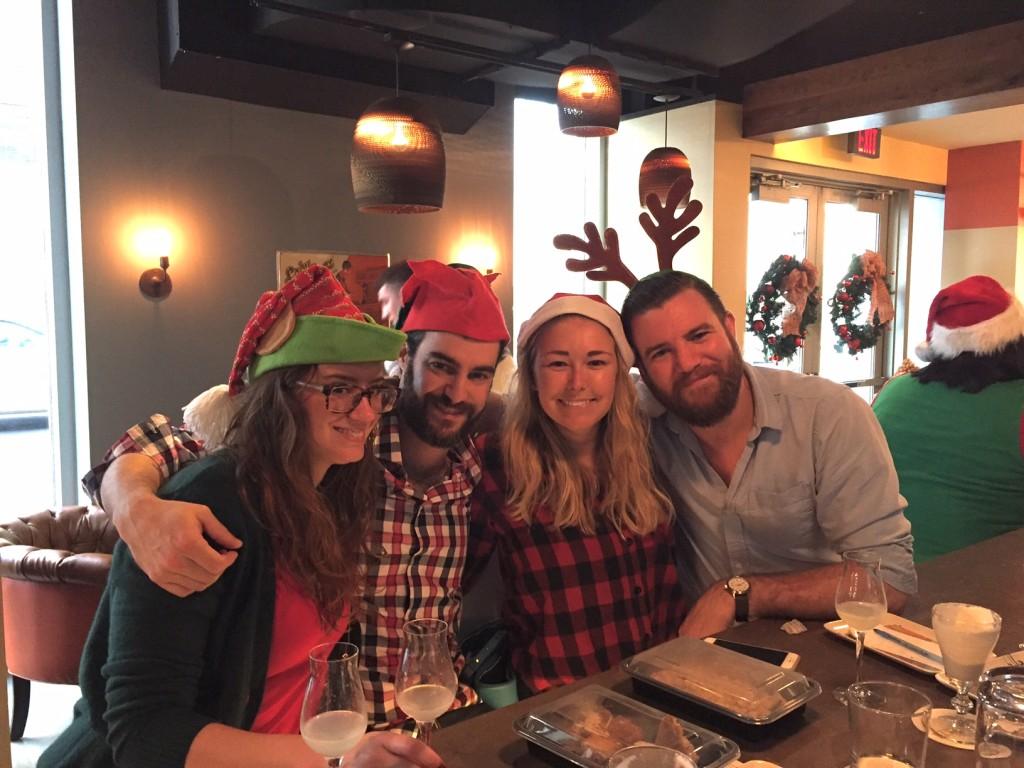 townsman brunch christmas eve