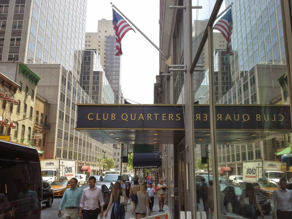 Club Quarters Hotel New York