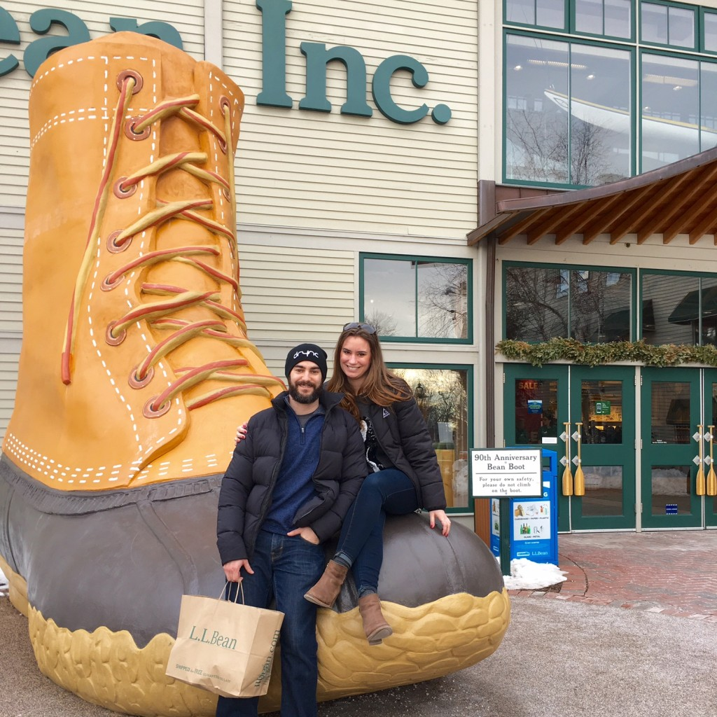 ll bean freeport maine