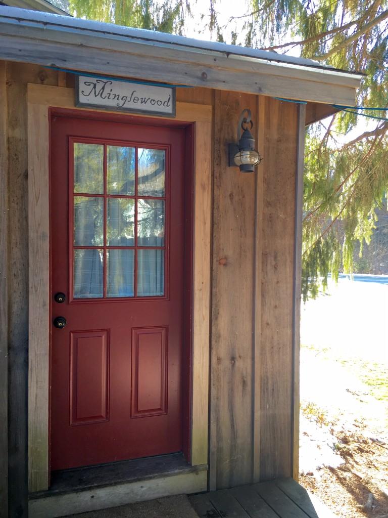 minglewood airbnb freeport maine