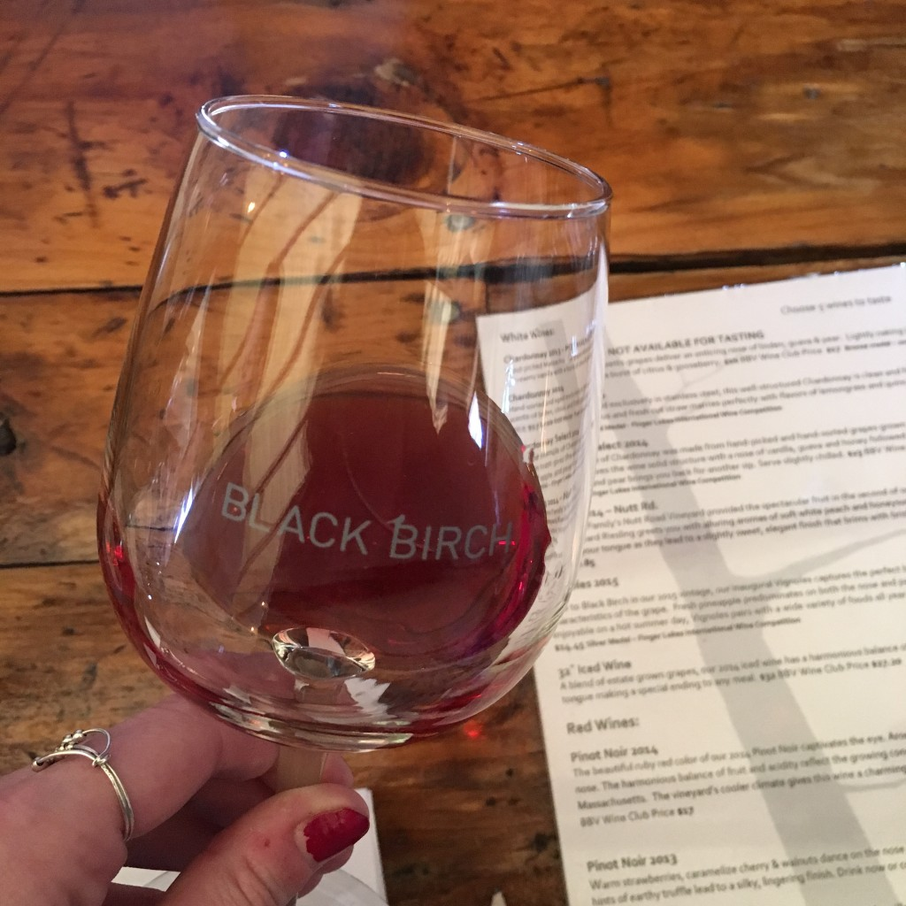 black birch winery western massachusetts