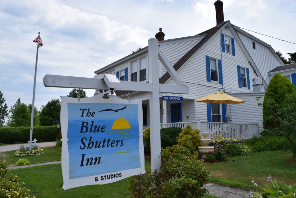 blue shutters inn ogunquit maine