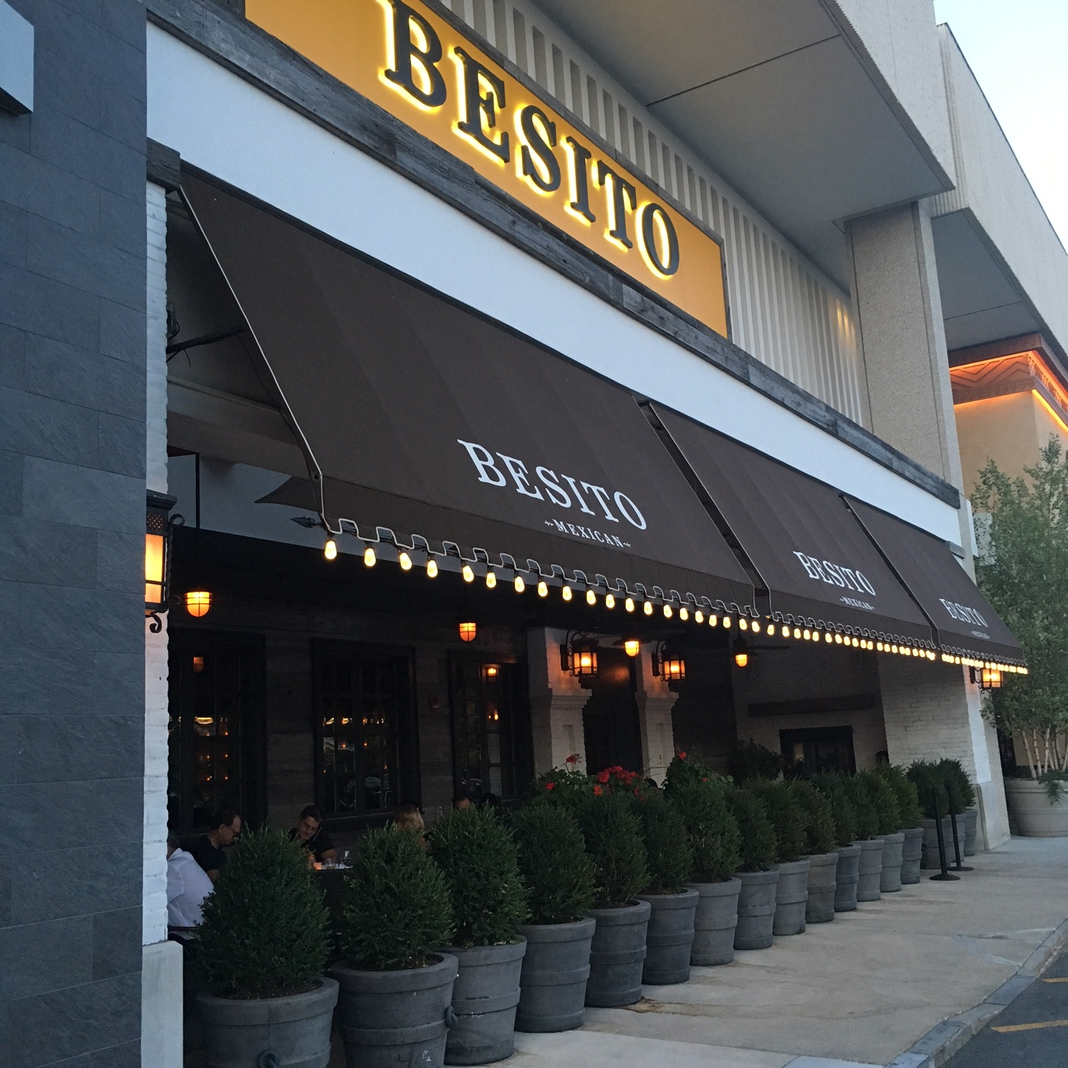 besito mexican chestnut hill review