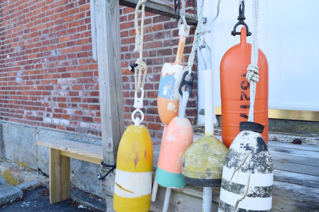 bouys rockport massachusetts